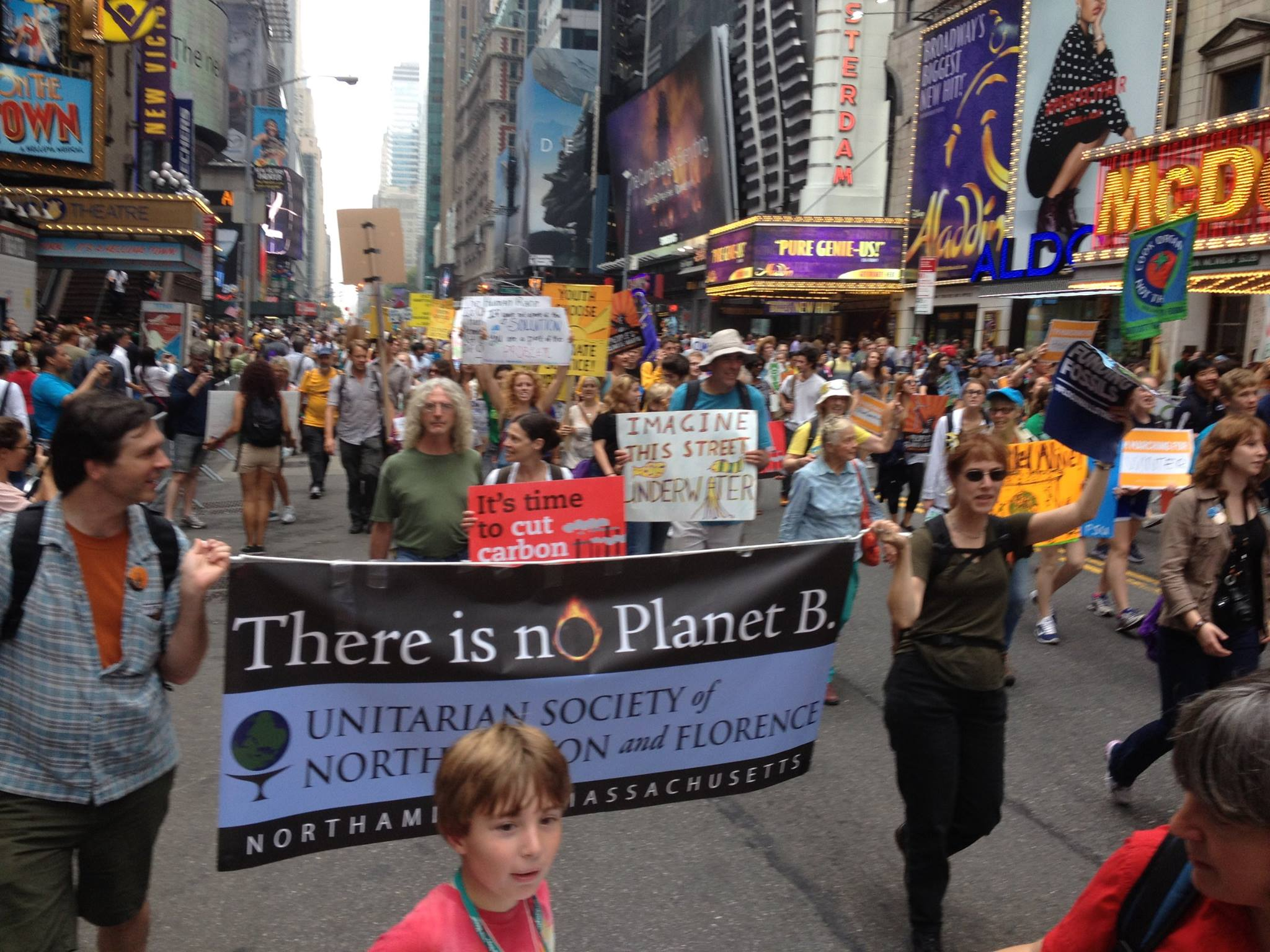 NYC Climate March 5